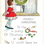Free Printable Christmas Cards - From Antique Victorian To Modern - Free Printable Vintage Christmas Images