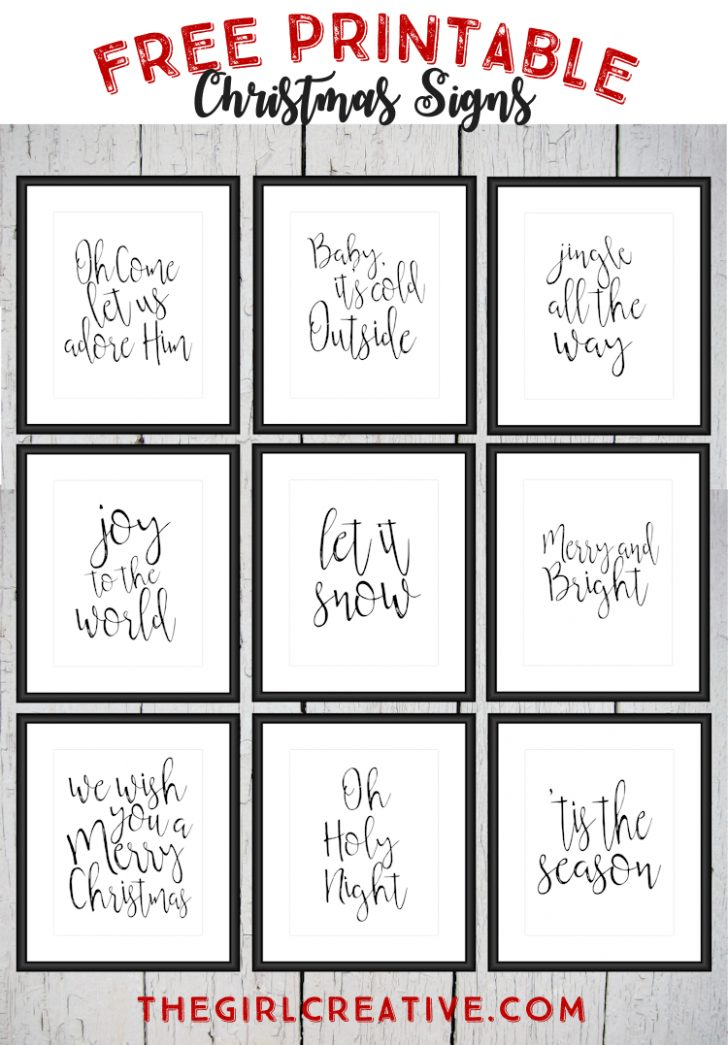 Free Printable Holiday Signs Closed