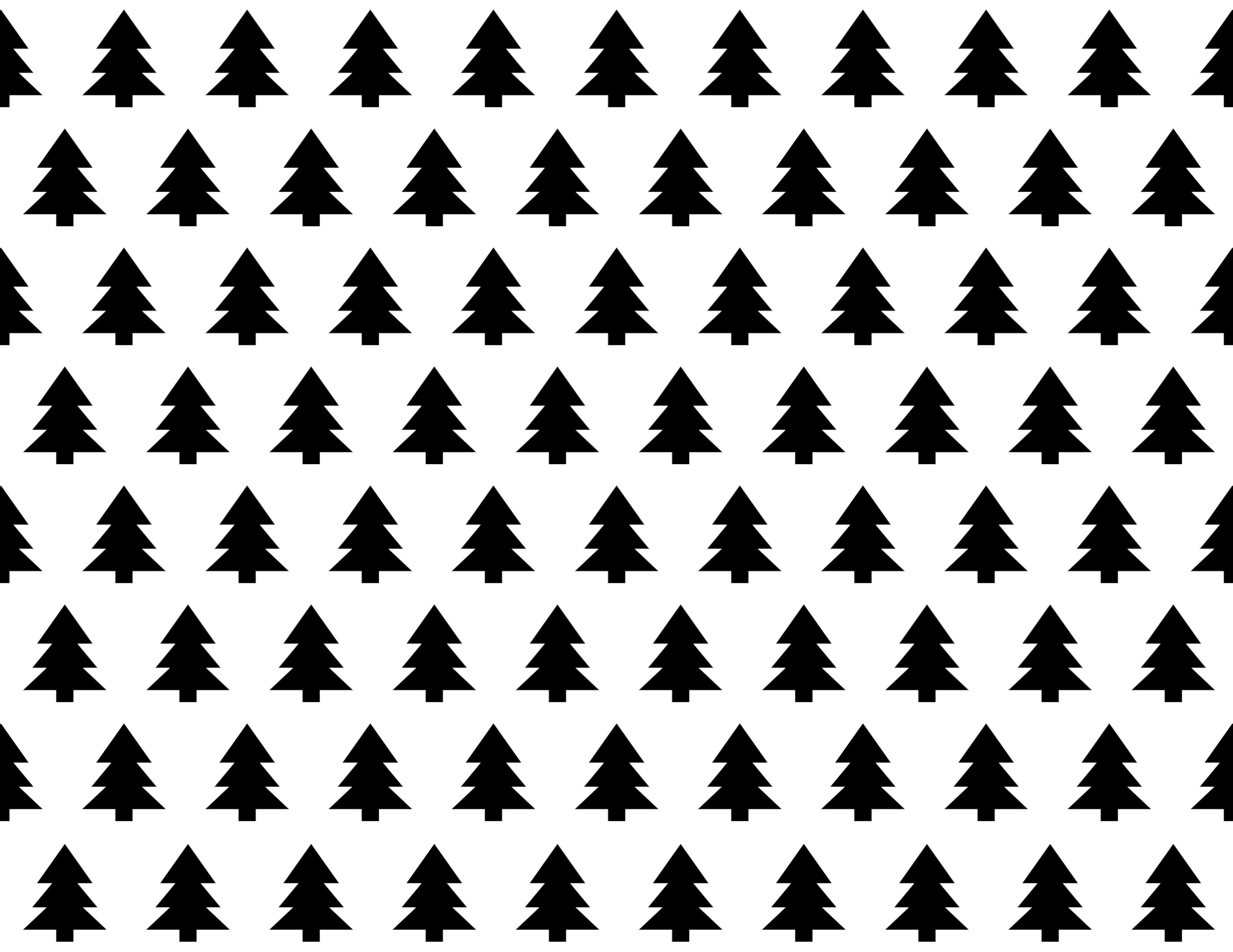 Free Printable Christmas Wrapping Paper - Paper Trail Design - Free Printable Christmas Paper
