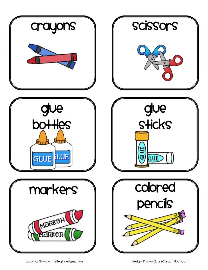 Free Printable Classroom Signs And Labels