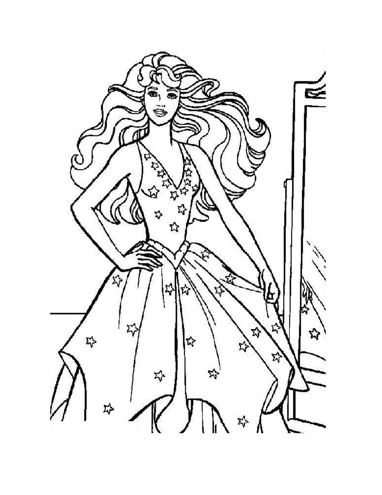 Free Printable Disney Princess Coloring Pages For Kids - Free Printable Princess Coloring Pages
