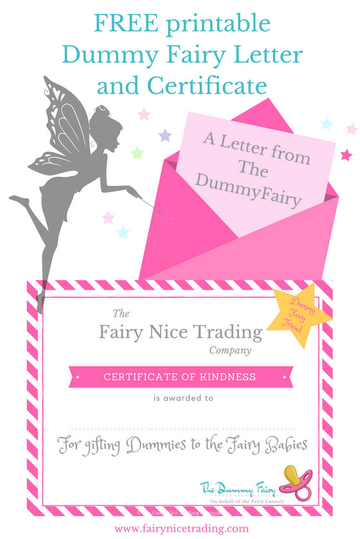 Free Printable Dummy Fairy Letter | 1 Lesson Planning | Fairy, Free - Pin The Dummy On The Baby Free Printable
