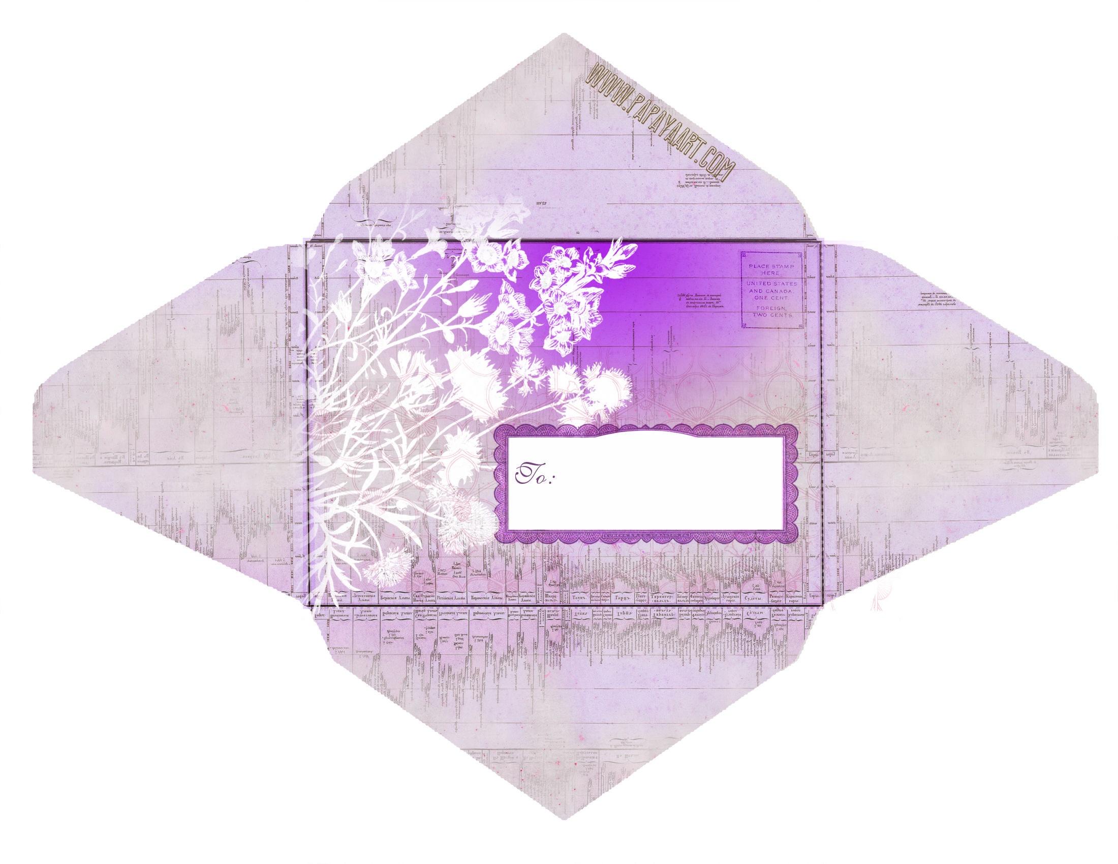 Free Printable Envelopes From Santa   Free Printable Envelope This - Free Printable Envelopes