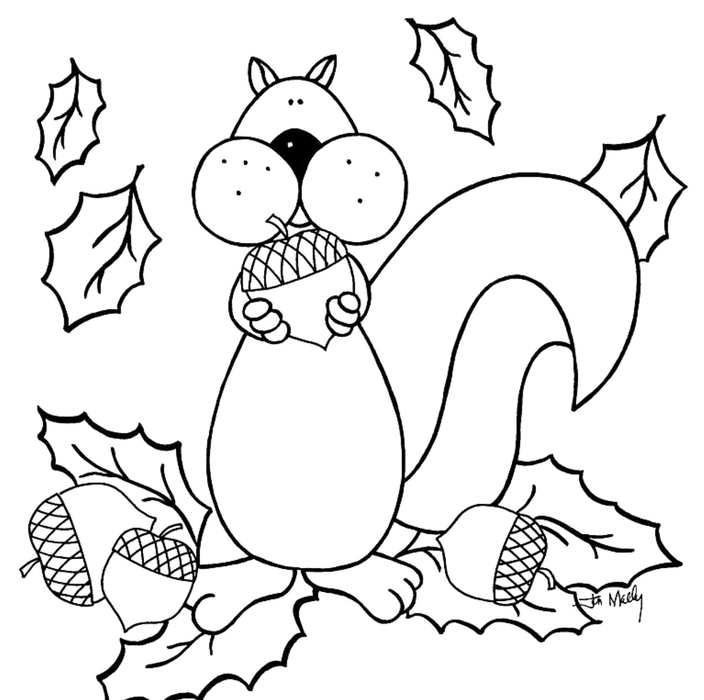 Free Printable Fall Coloring Pages For Kids - Best Coloring Pages - Free Printable Coloring Pages Fall Season