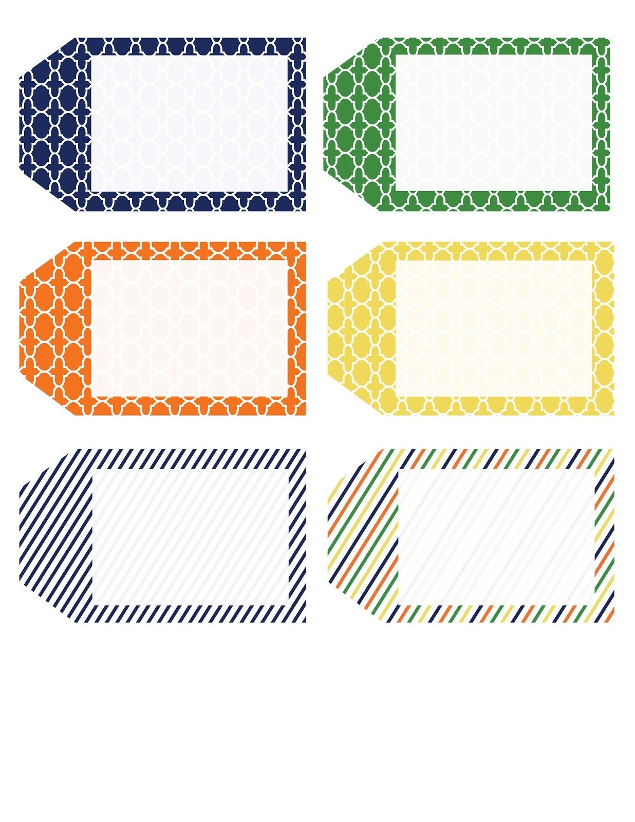 Free Printable Gift Tags | Activity Shelter - Free Printable To From Gift Tags
