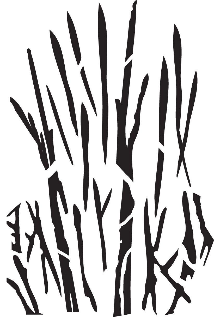 Free Printable Grass Camo Stencils | Camo Stencil | Camo Stencil - Free Printable Camouflage Stencils