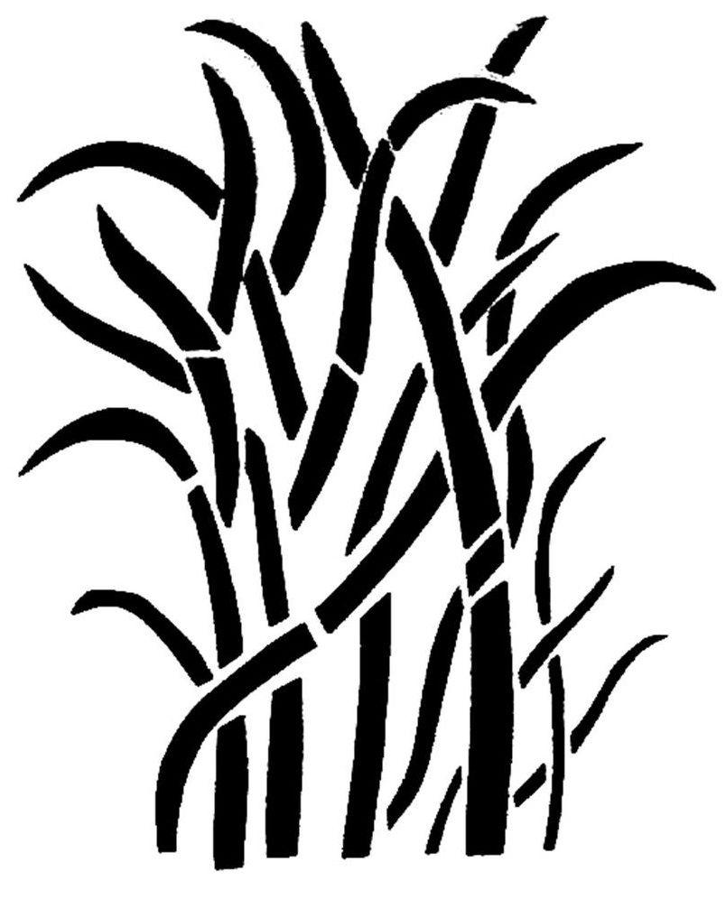 Free Printable Grass Camo Stencils | Hunting | Camo Stencil - Free Printable Camouflage Stencils