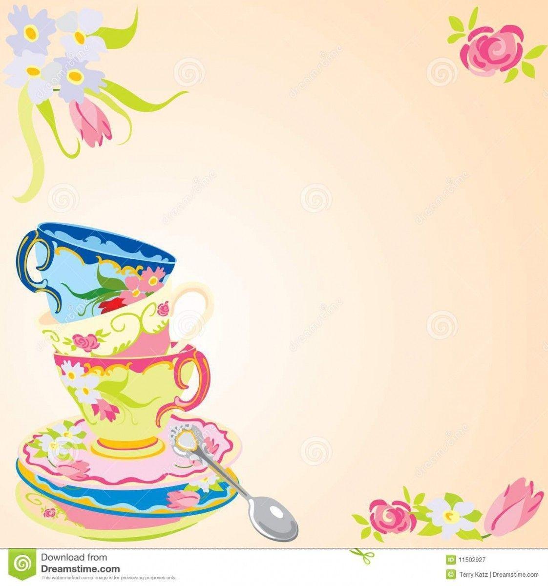 Free Printable High Tea Party Invitations | Work In 2019 | Tea Party - Mad Hatter Tea Party Invitations Free Printable