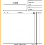 Free Printable Invoice Template Pdf | Shop Fresh   Free Printable Invoices