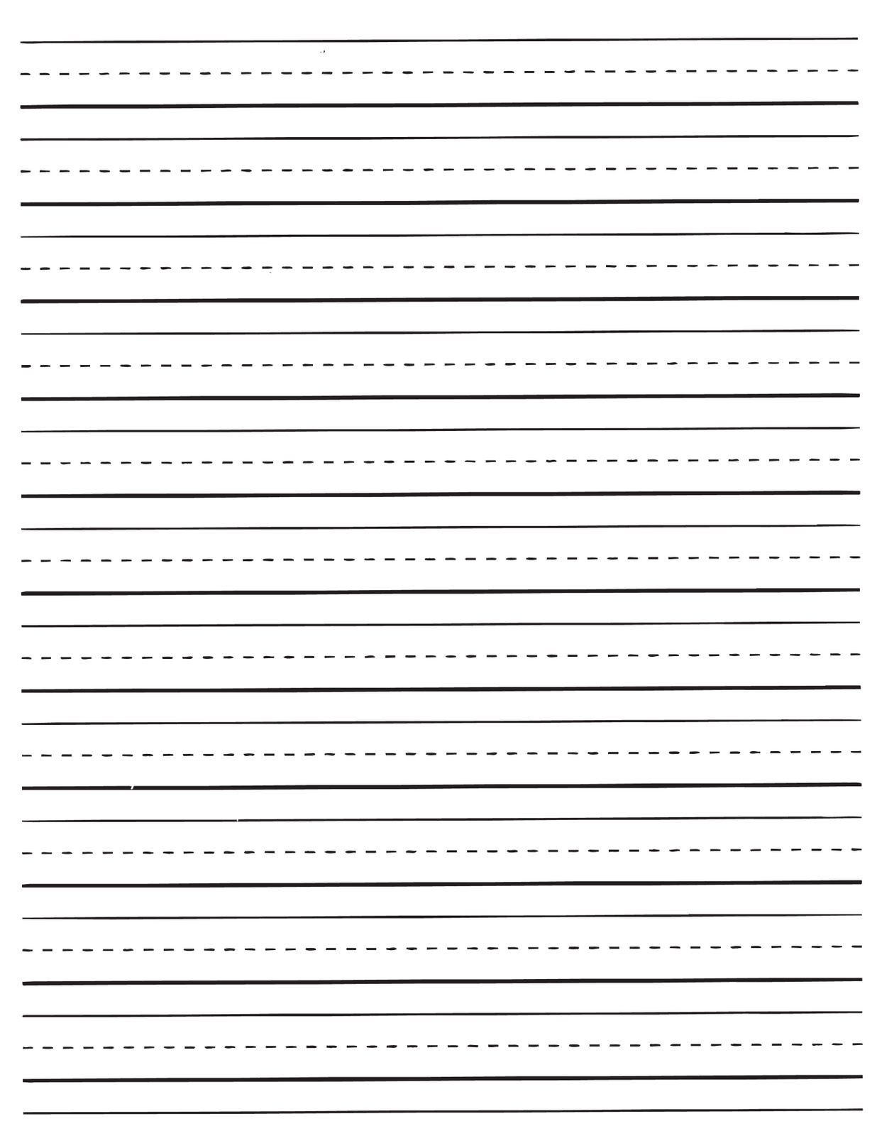 Free Printable Lined Paper For Kindergarten - Demir.iso-Consulting.co - Free Printable Kindergarten Lined Paper Template