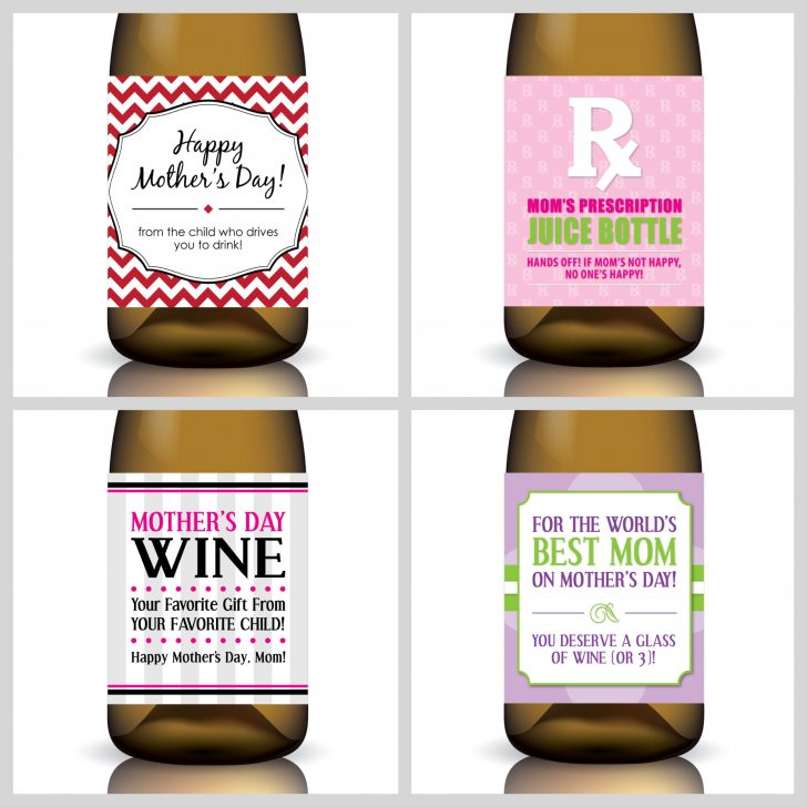 Free Printable Wine Labels With Photo
