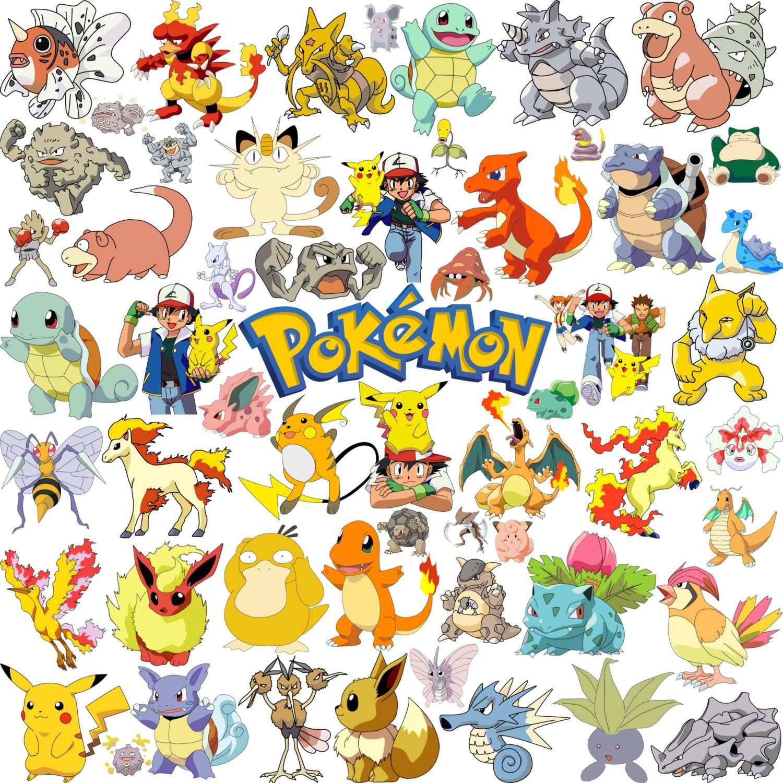 Free Printable Pokemon Clipart Clipartfest - Wikiclipart - Free Printable Pokemon Pictures