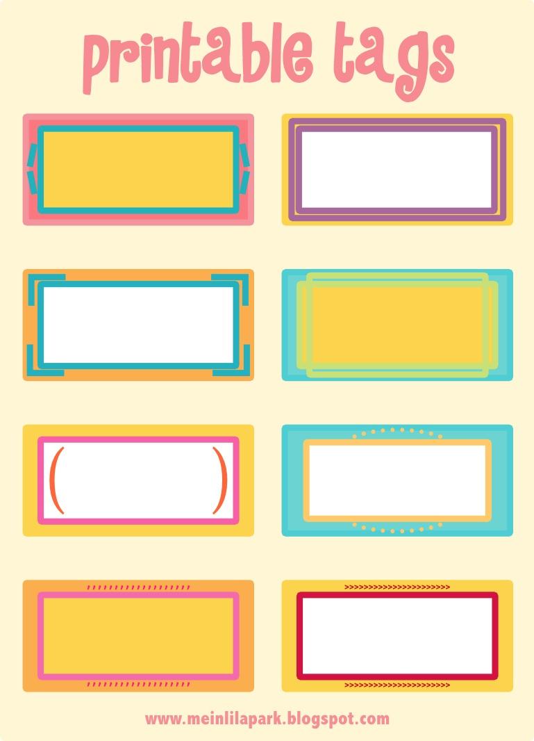 Free Printable School Tags Free Printable Blank Name Tags 683077 - Free Printable Name Labels For Kids