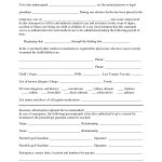 Free Printable Temporary Guardianship Forms | Forms | Child Custody   Free Printable Child Guardianship Forms