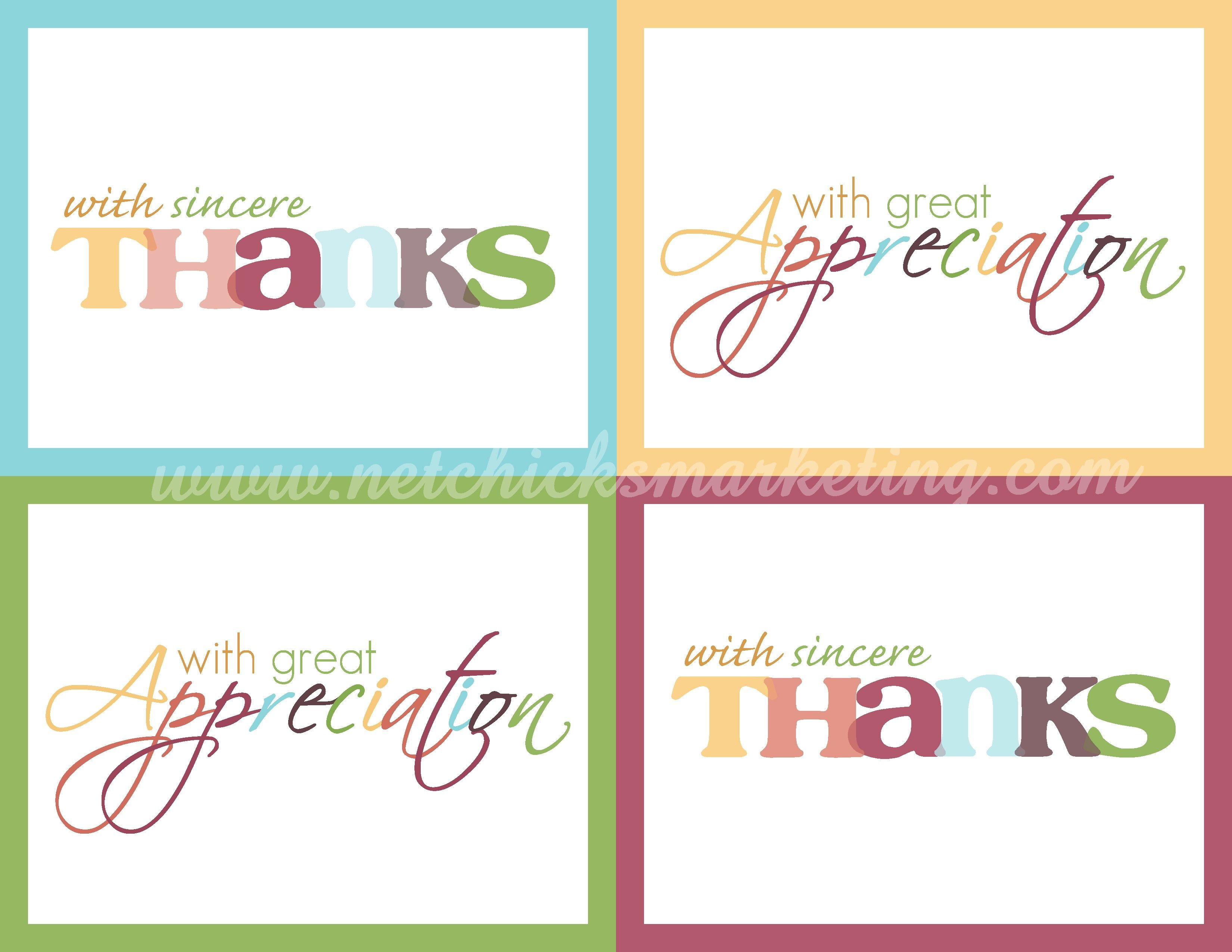 """Free Printable """"thank You"""" Cards #thanksgiving #giftofthanks 