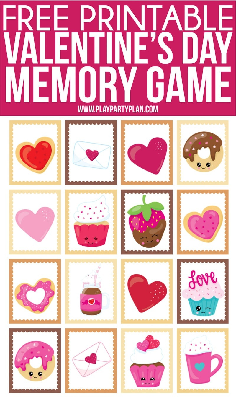 Free Printable Valentine Games For Adults  Free Printable-9442