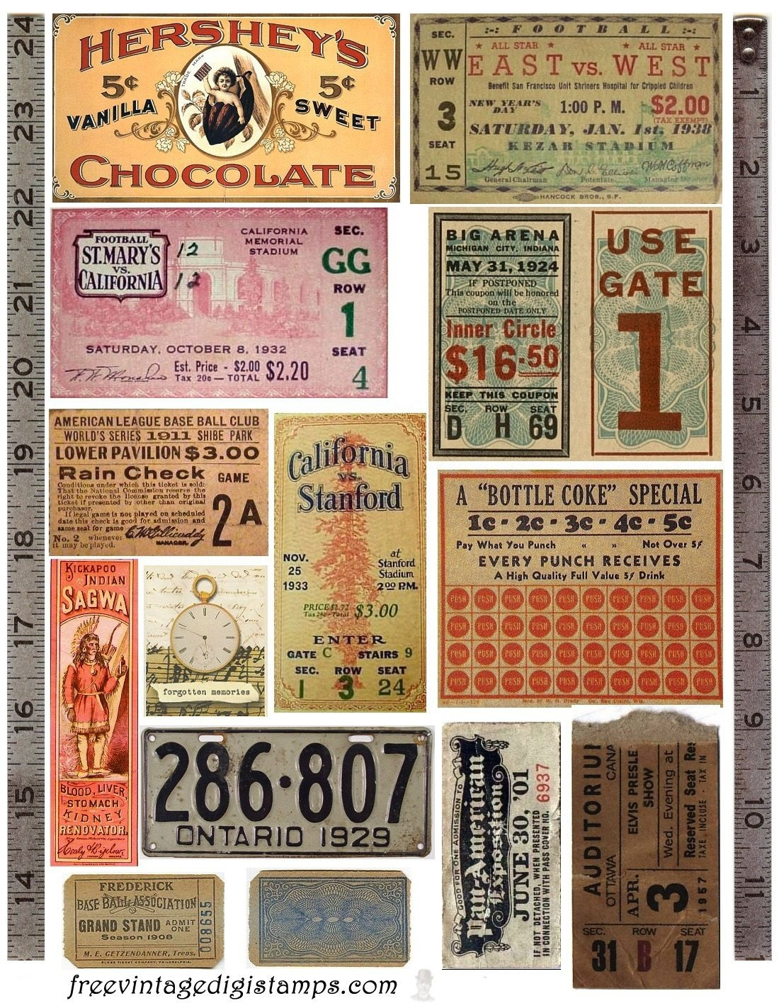 Free Printable Vintage Images | Printables - Vintage Ephemera - Free Printable Vintage Pictures