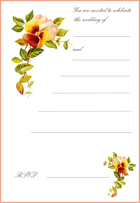 Free Printable Wedding Clip Art   Go To The Top Of This Page Free - Free Printable Wedding Cards