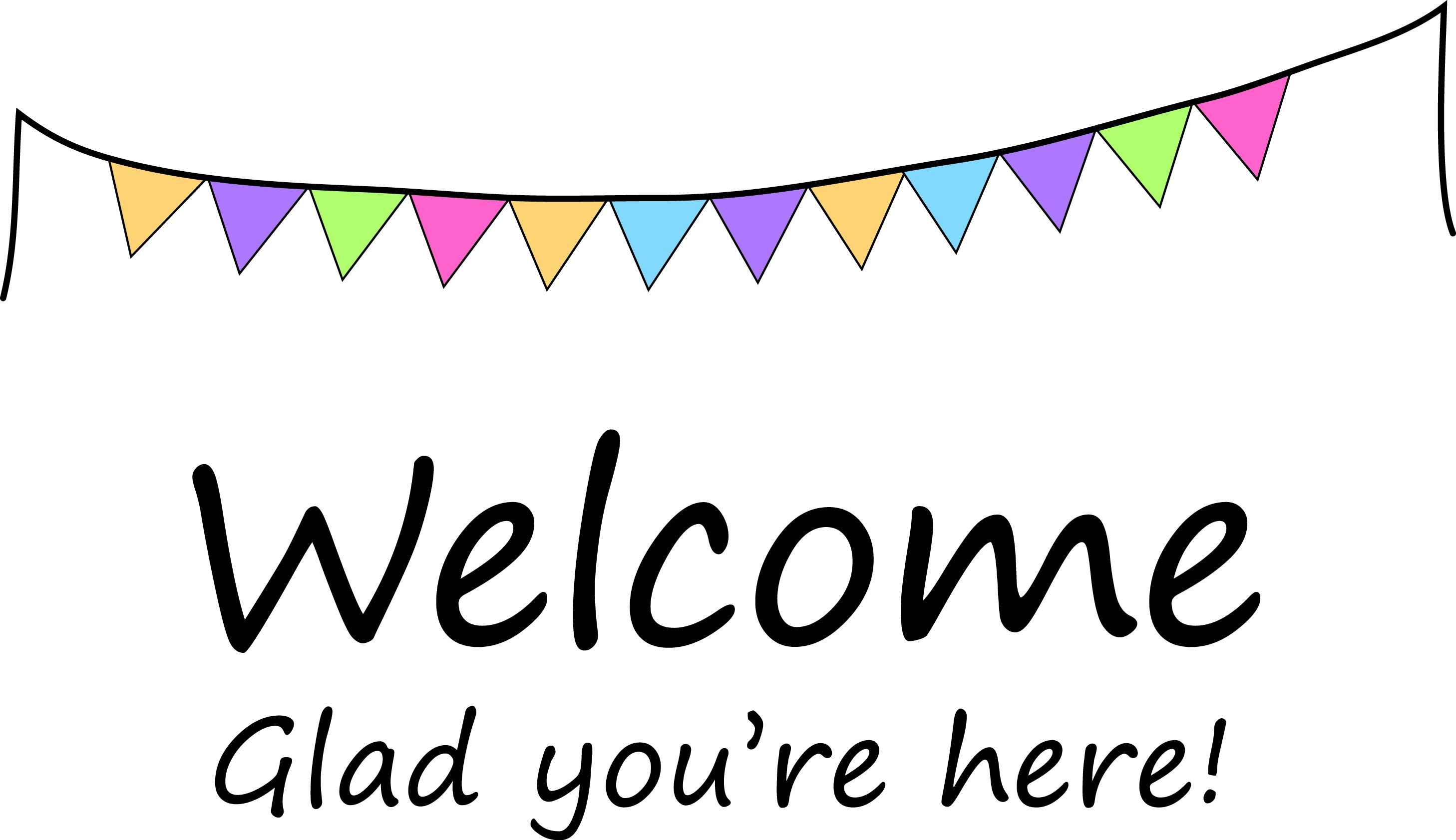Free Printable Welcome Back Sign | Free Download Best Free Printable - Free Printable Welcome Sign Template