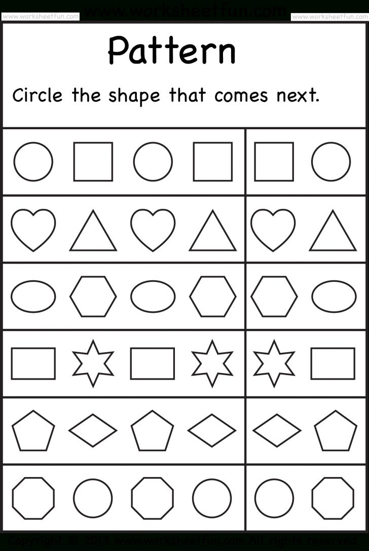 Www Free Printable Worksheets