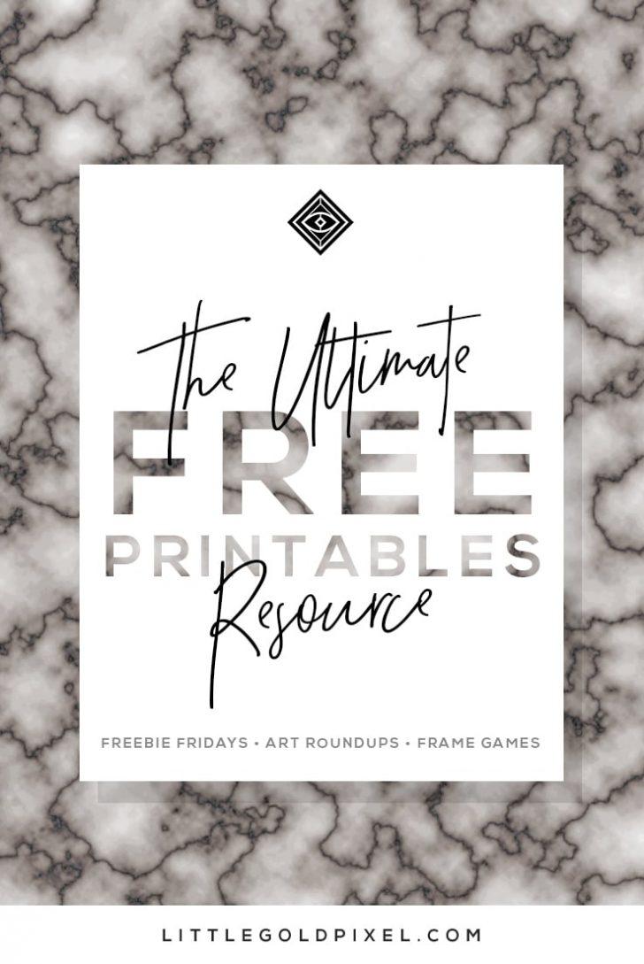 Printable Posters Free Download