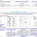 Free Printing And Cursive Handwriting Worksheets   Free Printable Handwriting Worksheets