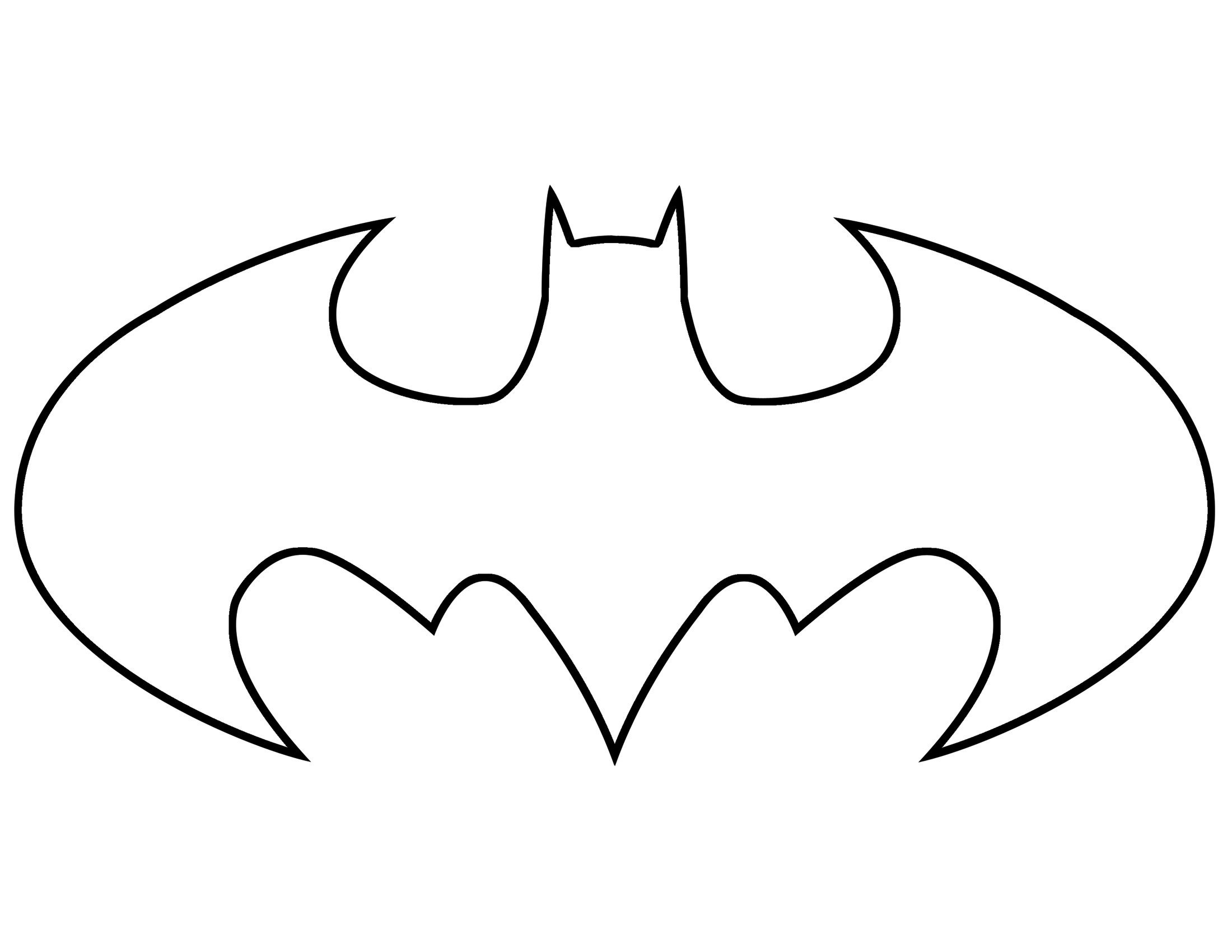 Free Pumpkin Stencils |  Stencils Provided Below Plus Batwoman - Superhero Pumpkin Stencils Free Printable