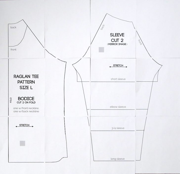Free Printable Sewing Patterns Pdf