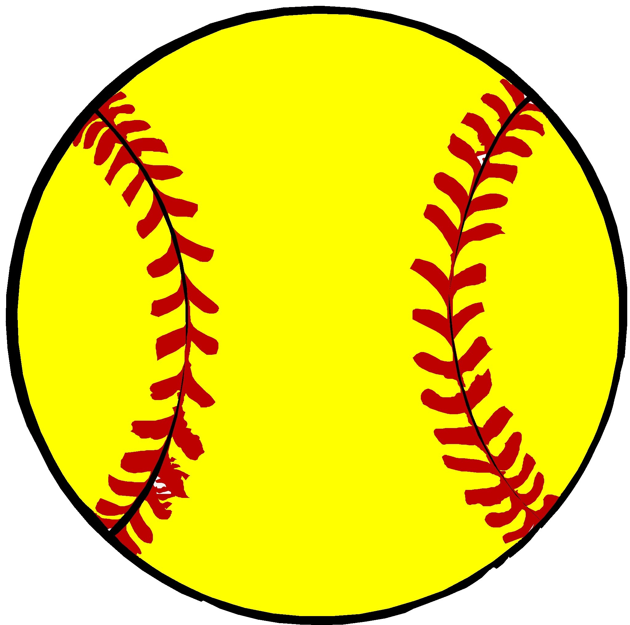 Free Softball Clipart | Free Download Best Free Softball Clipart On - Free Printable Softball Images
