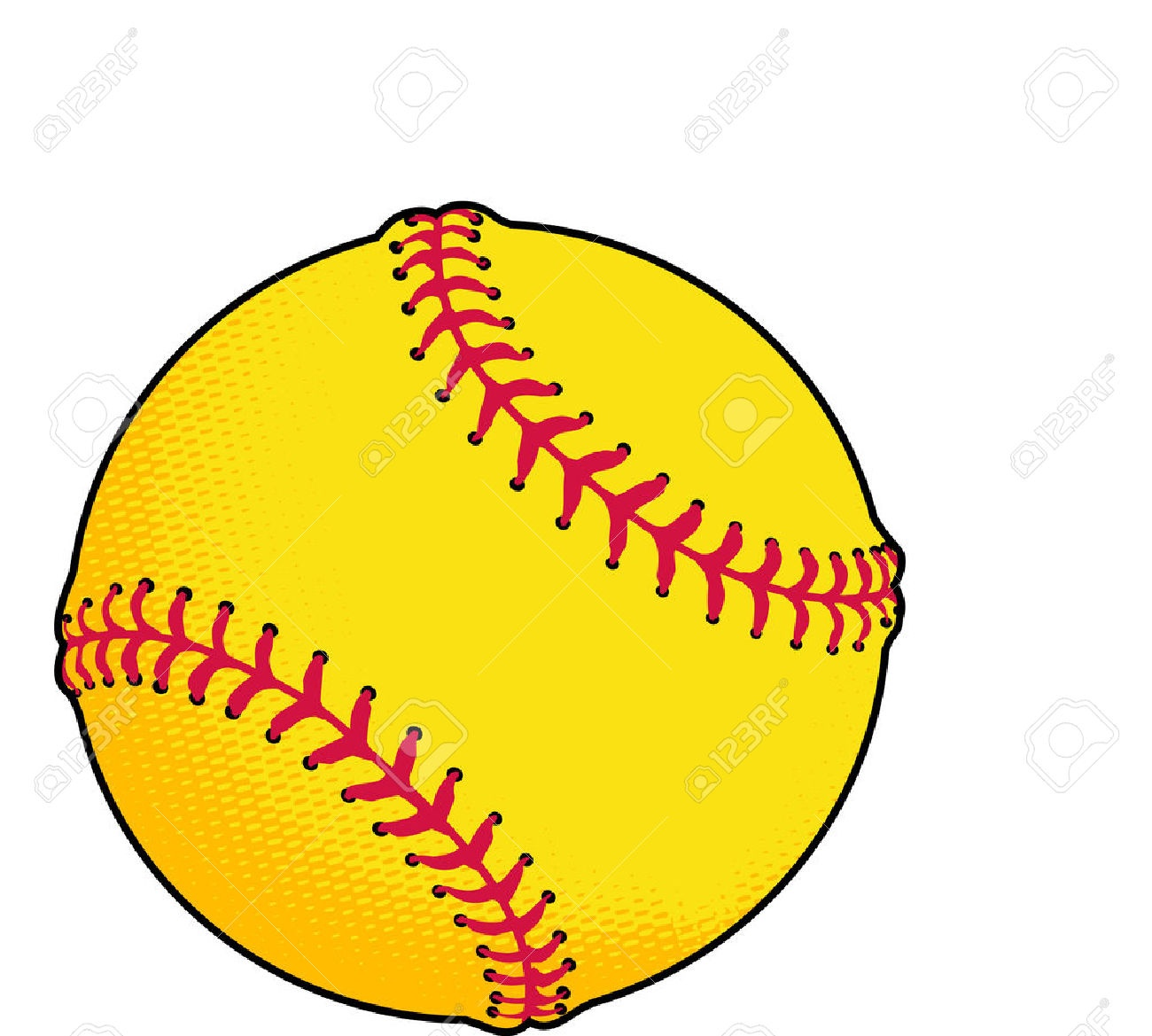 Free Softball Clipart   Free Download Best Free Softball Clipart On - Free Printable Softball Pictures