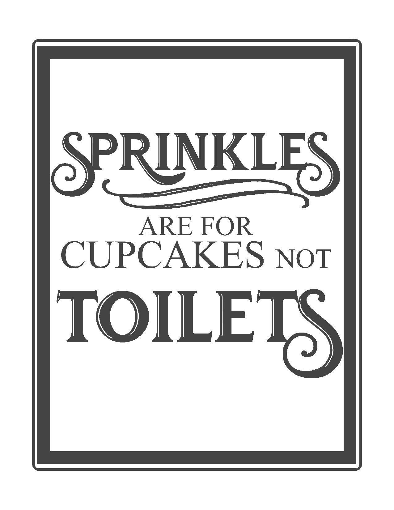 Free Vintage Bathroom Printables | Printables ** | Toilet Rules - Free Printable Flush The Toilet Signs