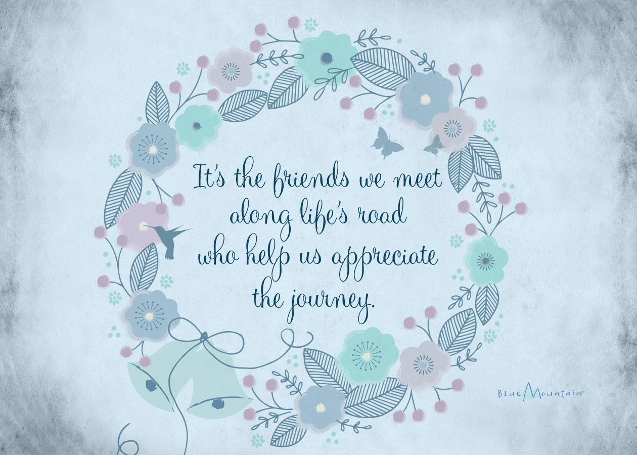 Friendship Archives - Blue Mountain Blog - Blue Mountain Cards Free Printable