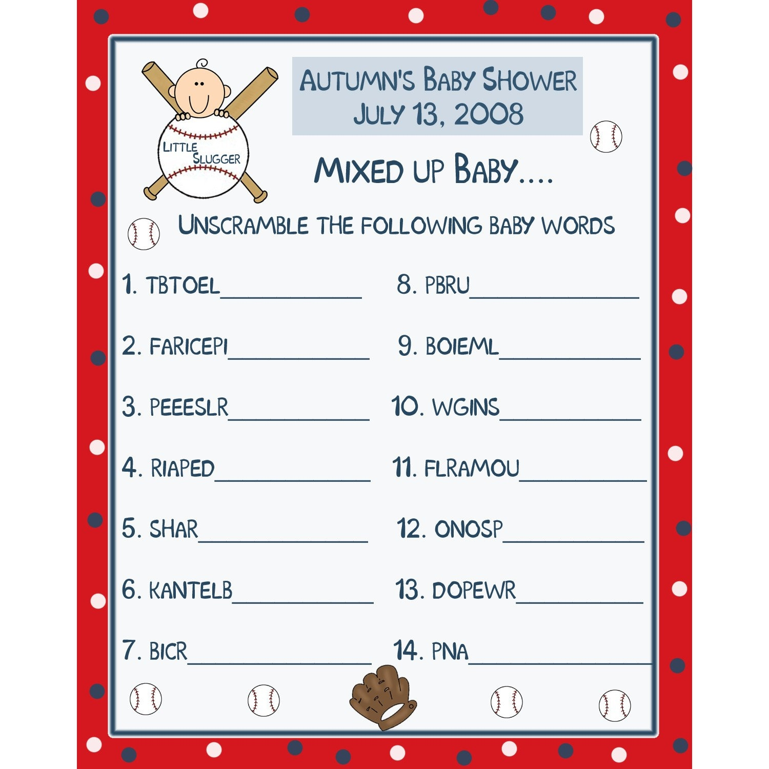 Get Free Baby Things Online Outlet, Free Baby Shower Games In - Free Printable Baby Shower Games In Spanish