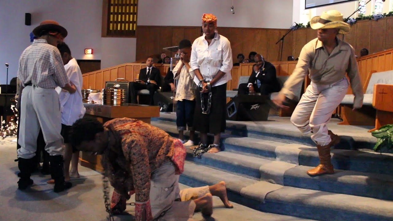 Glorious Hope Youth Performs Black History Skit - Youtube - Free Printable Black History Skits For Church