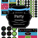 Graduation – Easy Event Ideas   Free Printable Graduation Address Labels