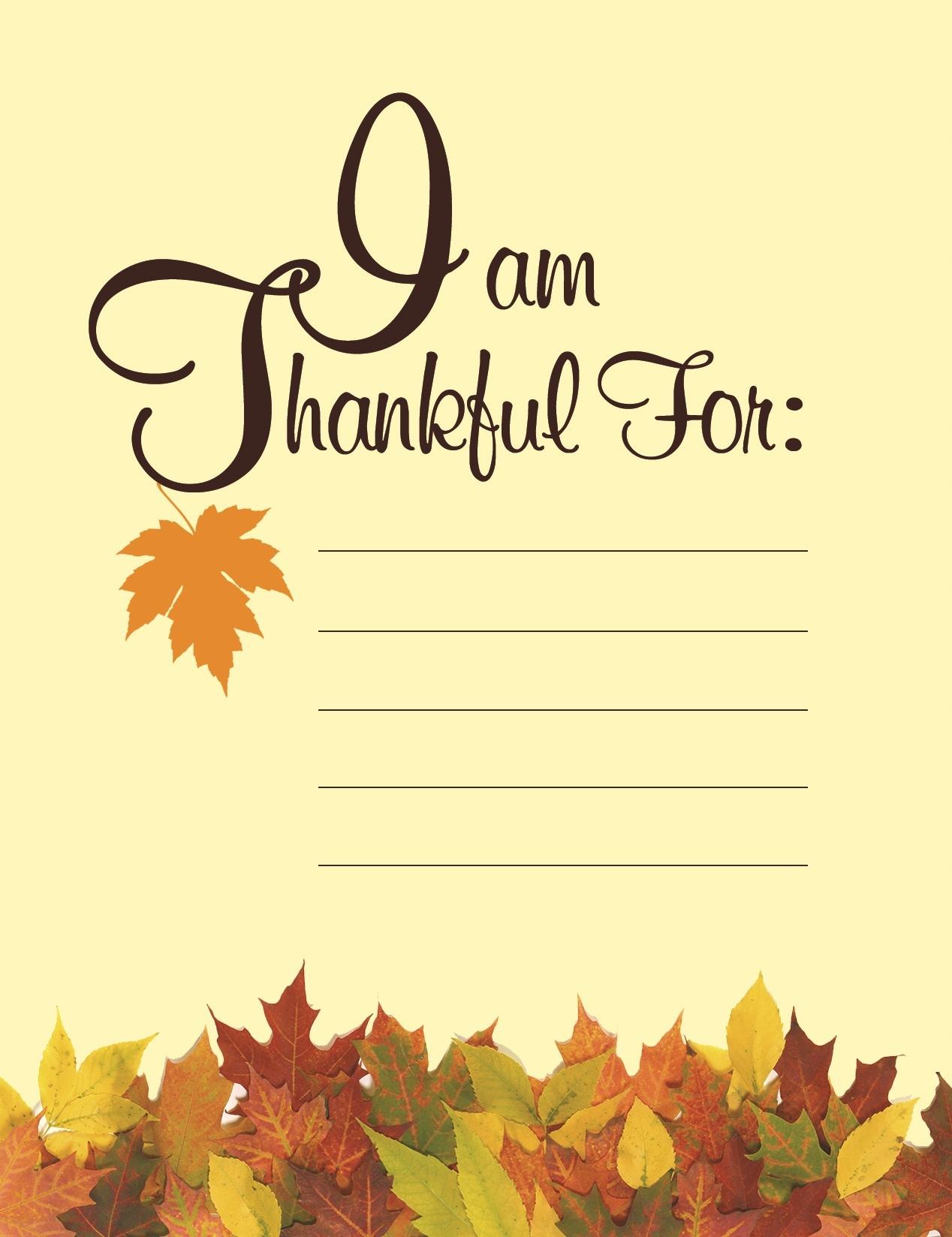 Gratitude This Thanksgiving | American Greetings Blog - Free Printable Thanksgiving Cards