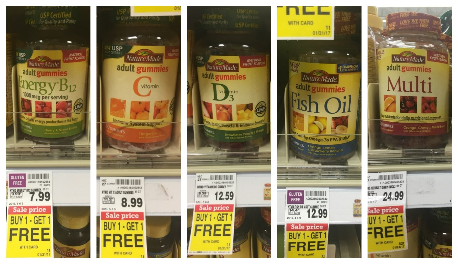 Great Deals On Nature Made Vitamins At Kroger!!   Kroger Krazy - Free Printable Nature Made Vitamin Coupons
