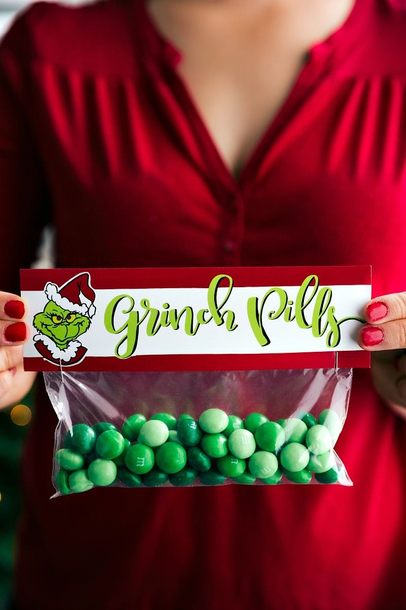 Grinch Pills | Christmas Gifts And Free Printables | 6 Of The - Grinch Pills Free Printable