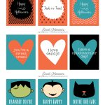 Halloween: Free Printable Tags   See Vanessa Craft   Free Printable Halloween Labels