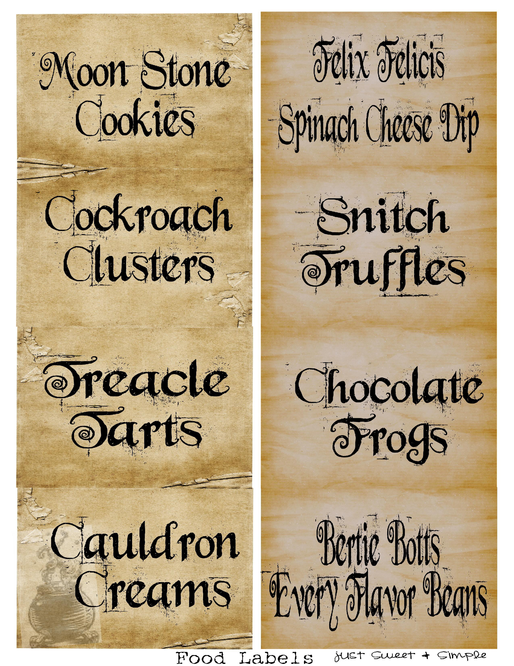 Harry Potter Food &drink Labels | Harry Potter Party! | Harry Potter - Free Printable Butterbeer Labels