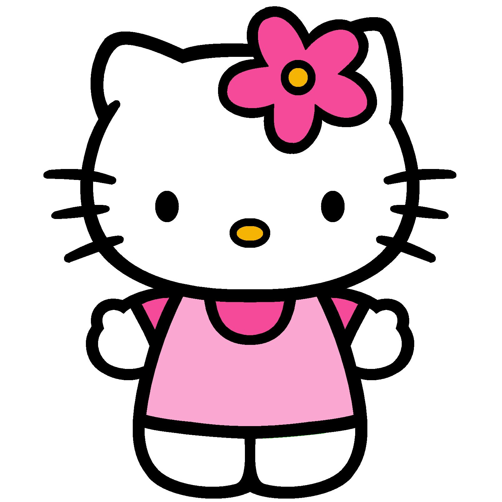 Hello Kitty Printable Template - Tutlin.psstech.co - Free Printable Hello Kitty Alphabet Letters