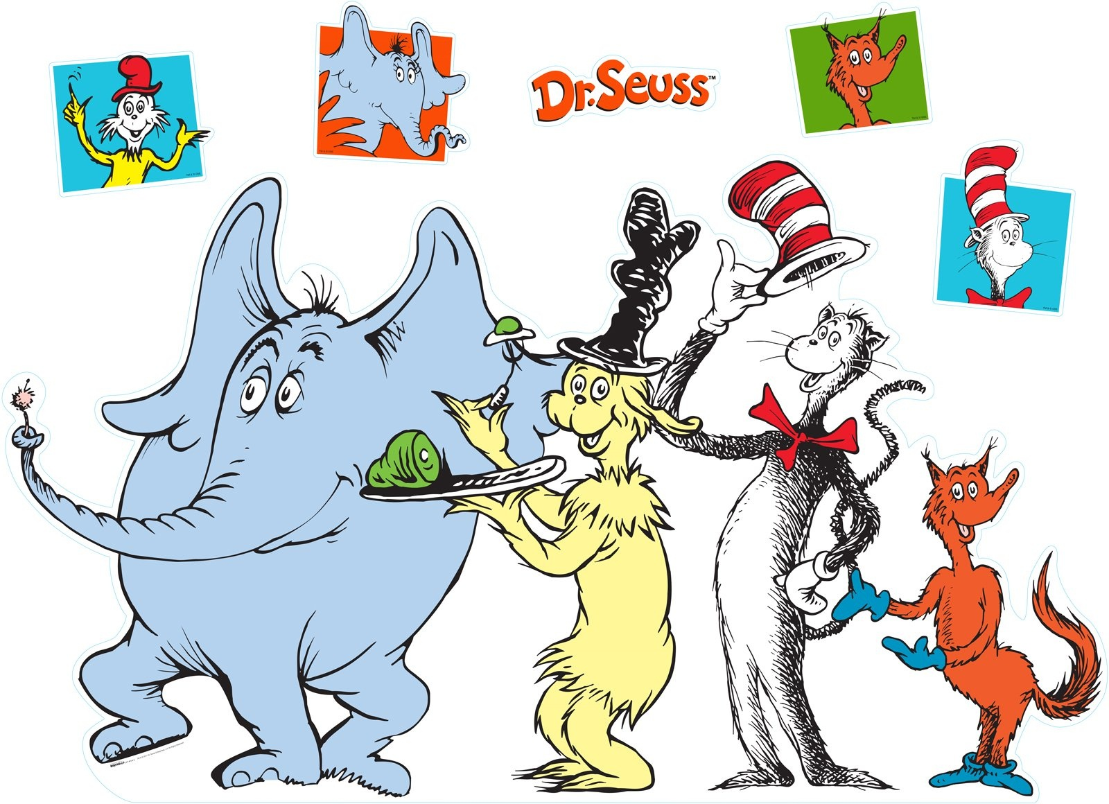 Images Of Dr Seuss Characters | Free Download Best Images Of Dr - Free Printable Dr Seuss Characters
