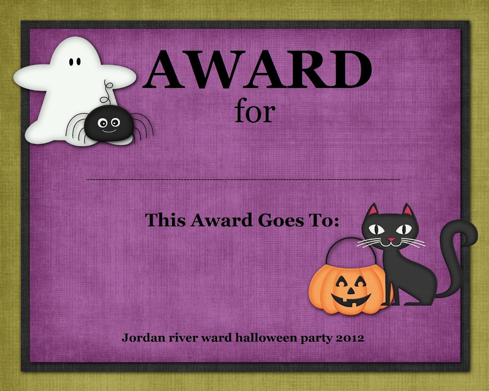 Index Of /cdn/28/2003/908 - Best Costume Certificate Printable Free