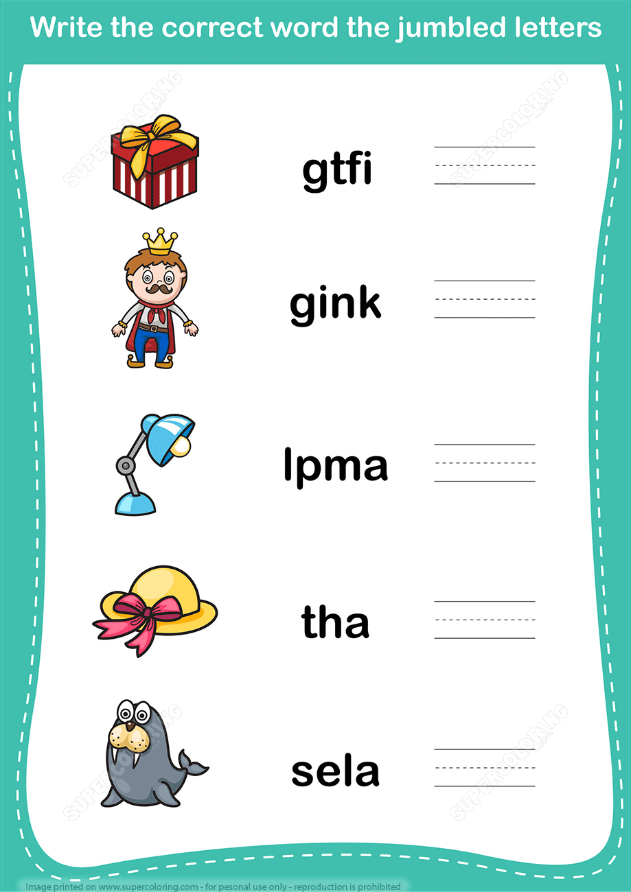 Jumble Word Game Copy | Free Printable Puzzle Games - Jumble Puzzle Printable Free