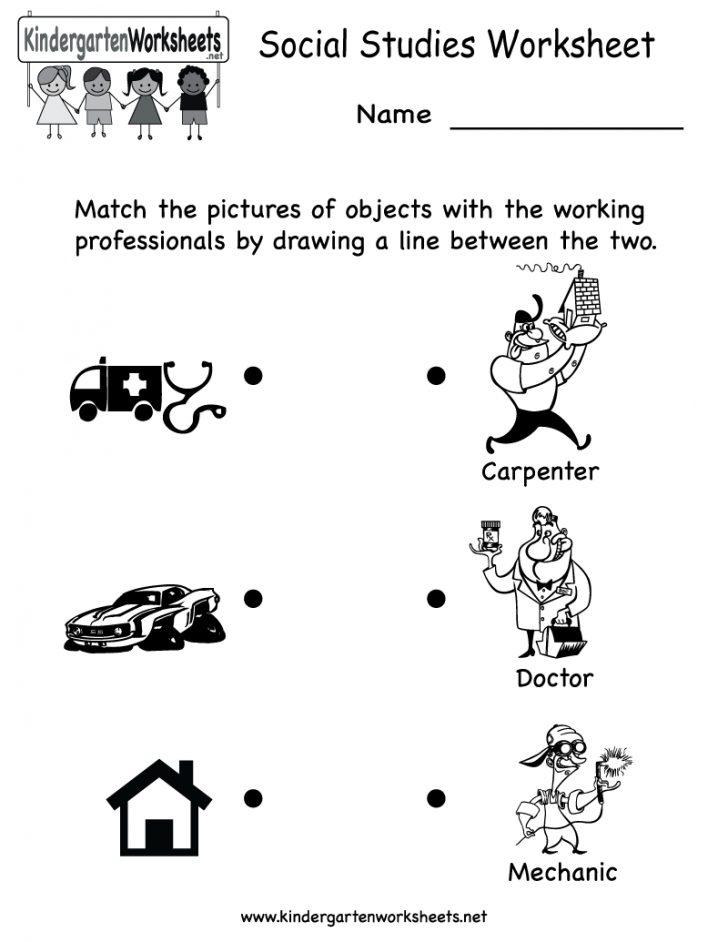 Free Printable Social Studies Worksheets