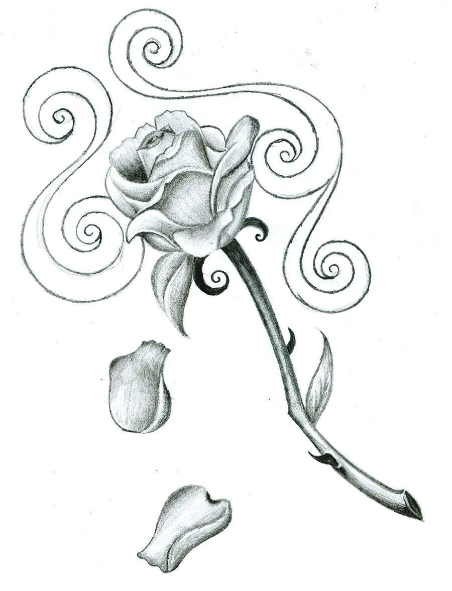 Large Free Printable Tattoo Designs | Free Download Rose Tattoo - Free Printable Tattoo Flash
