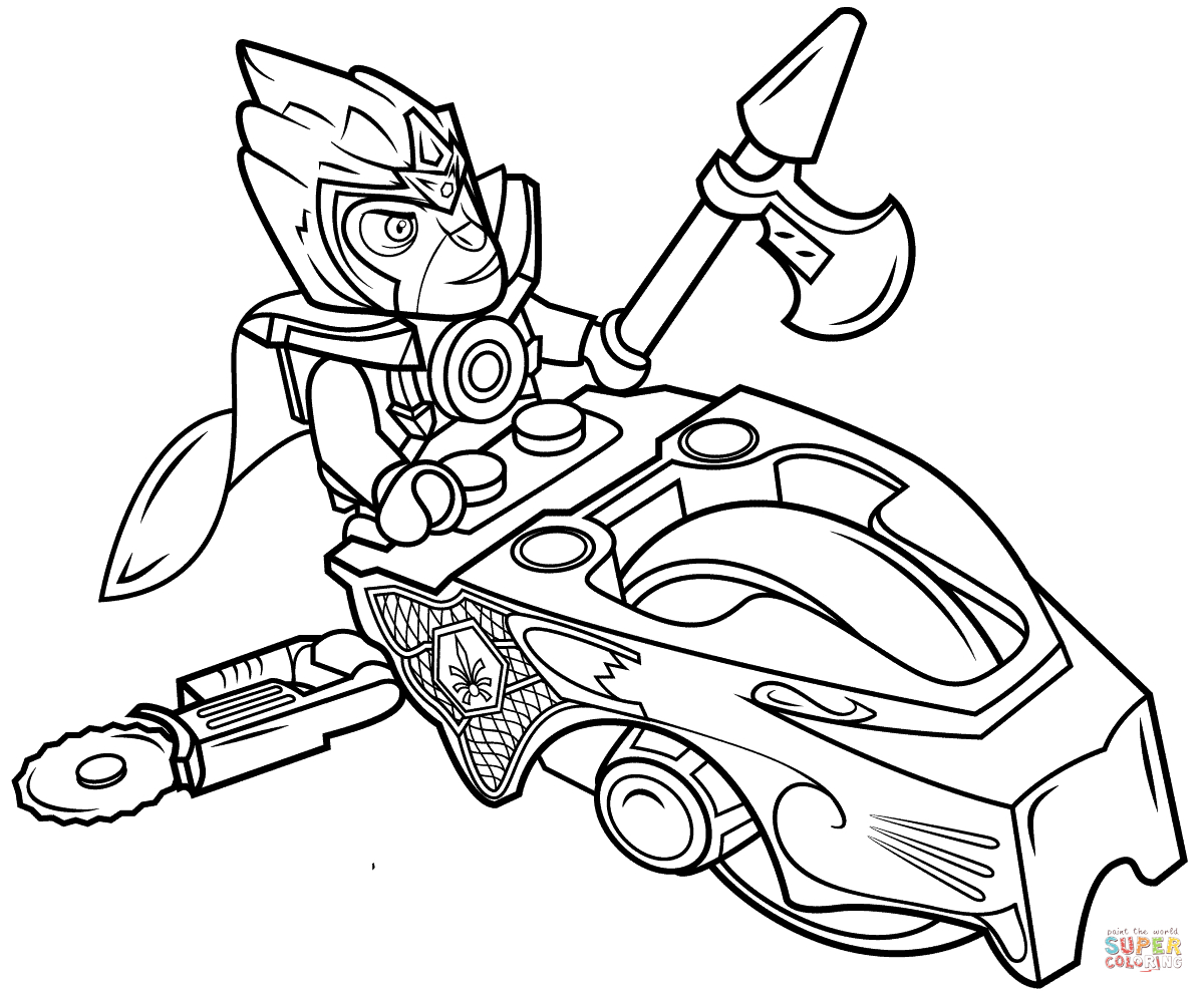 Lego Chima Speedorz Coloring Page   Free Printable Coloring Pages - Free Printable Lego Chima Coloring Pages