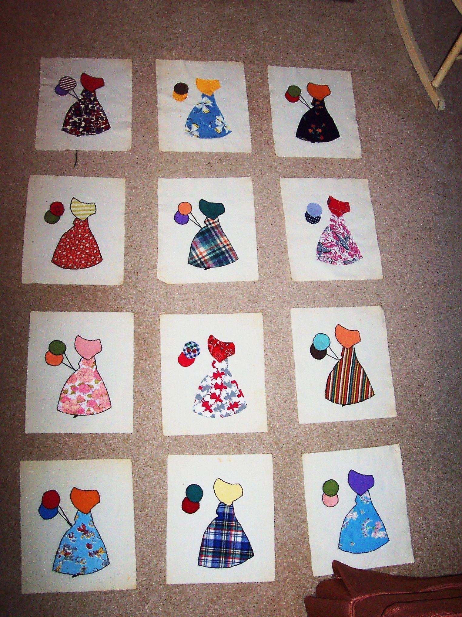 Little Dutch Girl Quilt   Sewing, Knitting, Crochet   Girls Quilts - Free Printable Dutch Girl Quilt Pattern