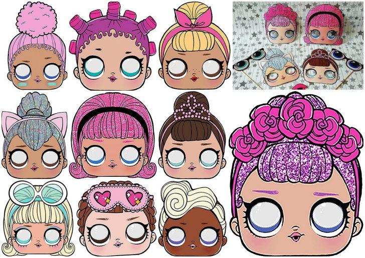 Free Printable Masks
