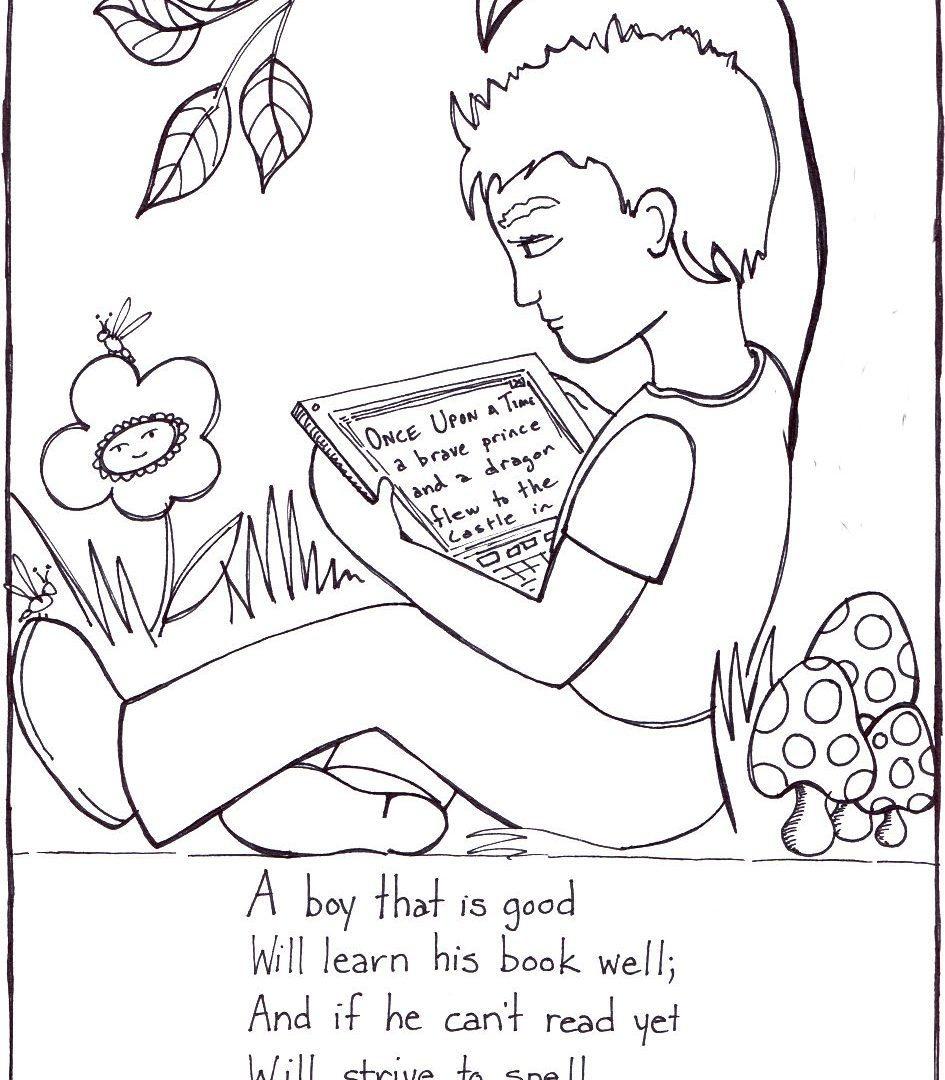 Luxury Free Printable Nursery Rhyme Coloring Pages   Coloring Pages - Free Printable Mother Goose Nursery Rhymes